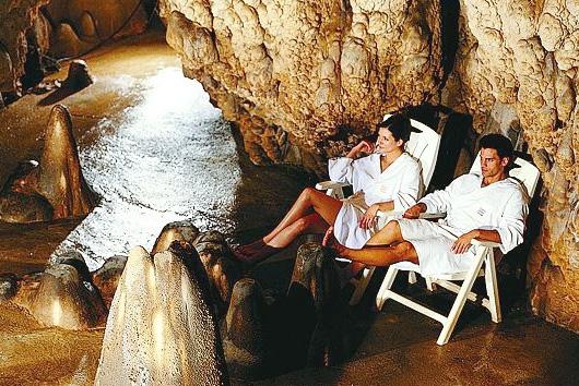 Все термальные курорты Италии