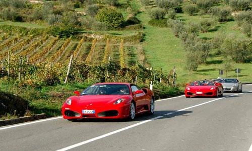 Италия путешествия на автомобилях