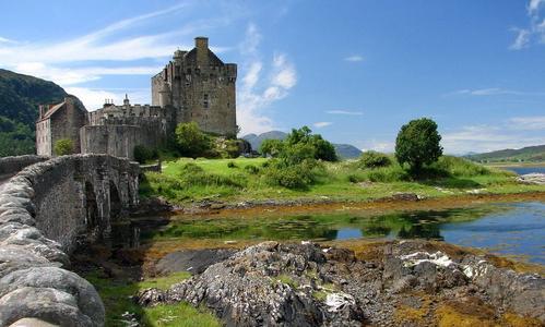 Туры путешествие по шотландии